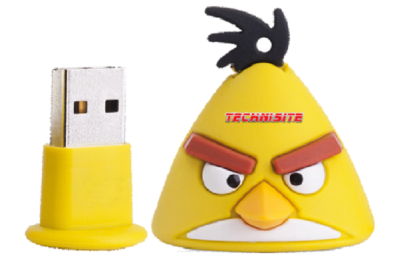 Usb 8gb Angry Birds